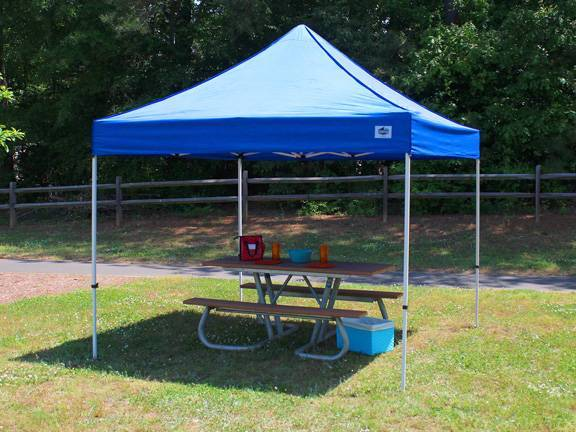 Festival 10ft x10ft Instant Shade Canopy - FSSHST10 (Click to Enlarge) : 10ft x 10ft canopy - memphite.com